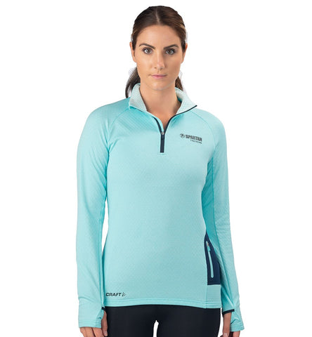 SPARTAN by CRAFT Core Trim Thermal Midlayer - Women's