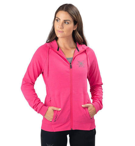 SPARTAN by CRAFT Icon Zip Hood - Women's