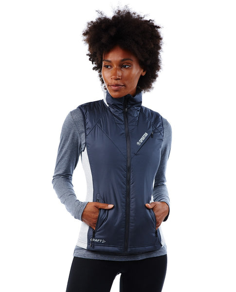 SPARTAN by CRAFT Polar Midlayer Vest - Women's