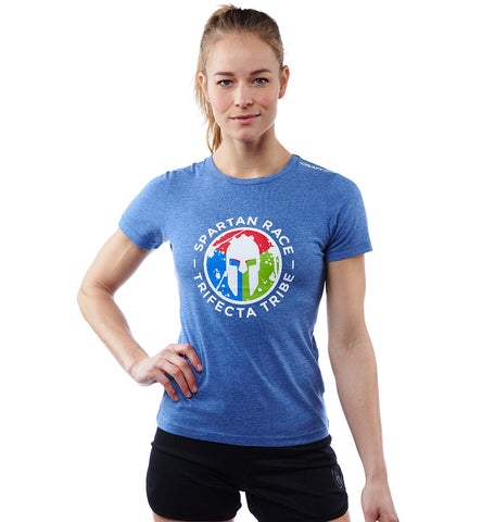 SPARTAN by CRAFT Trifecta Tri-Blend Tee - Women's