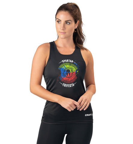 SPARTAN by CRAFT Trifecta Shield Tank - Women's