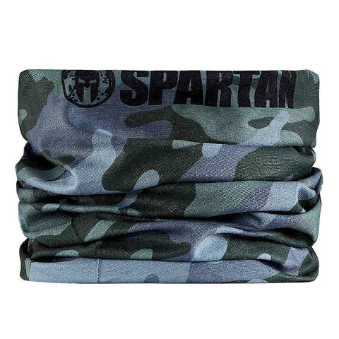 SPARTAN by CRAFT Camouflage Neck Tube
