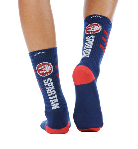 SPARTAN Darn Tough Crew Sock - Women's