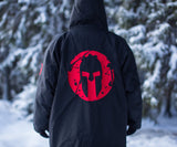 DryRobe SPARTAN Advance Short Sleeve Robe - Unisex