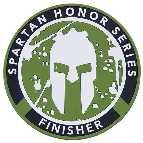 SPARTAN PVC Honor Series Magnet
