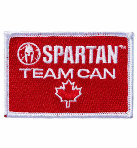 SPARTAN Global Patch Canada