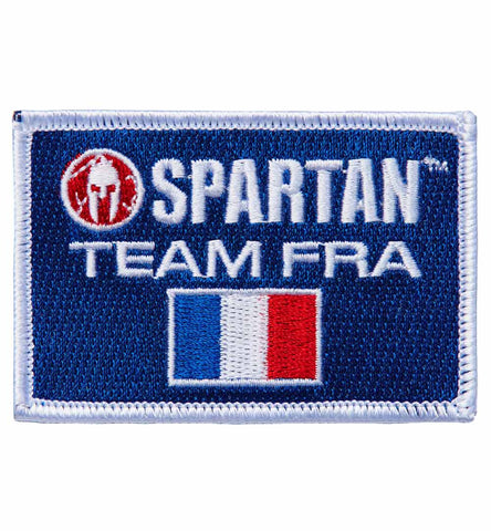 SPARTAN Global Patch France