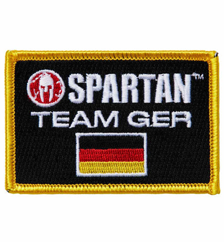SPARTAN Global Patch Germany