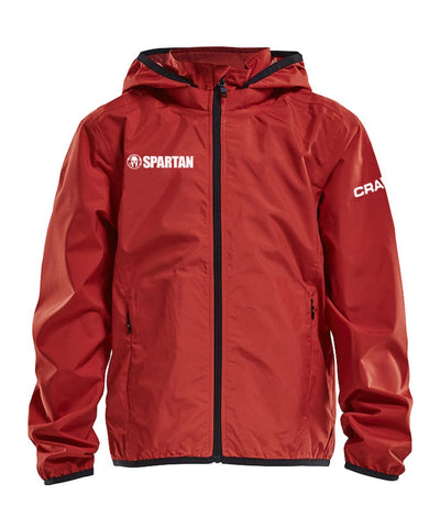 SPARTAN by CRAFT Rain Jacket - Juniors