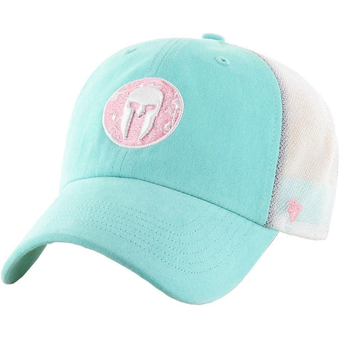 SPARTAN '47 Mermaid Mesh Clean Up Hat - Kids