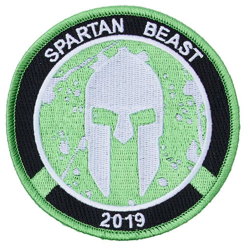 SPARTAN 2019 Beast Patch