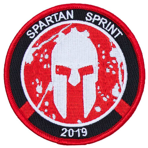 SPARTAN 2019 Sprint Patch