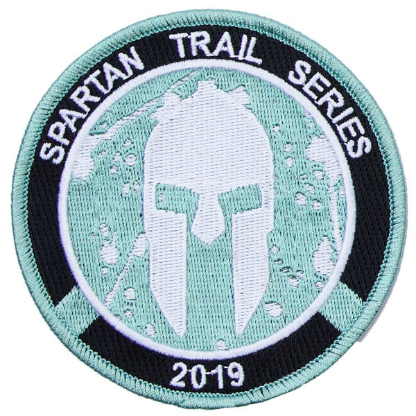 SPARTAN 2019 Trail Series Patch