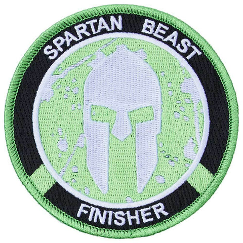 SPARTAN Beast Patch