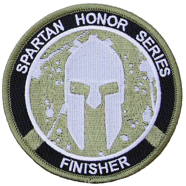 SPARTAN Honor Series Patch