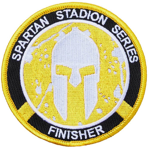 SPARTAN Stadion Patch