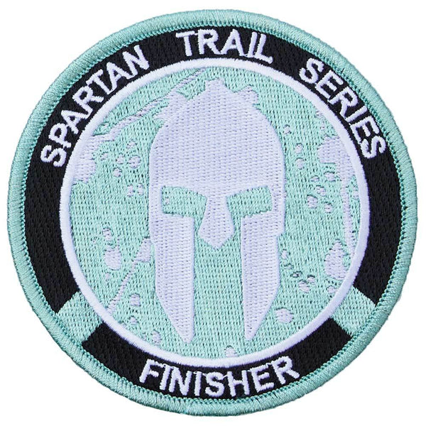 SPARTAN Trail Series Patch