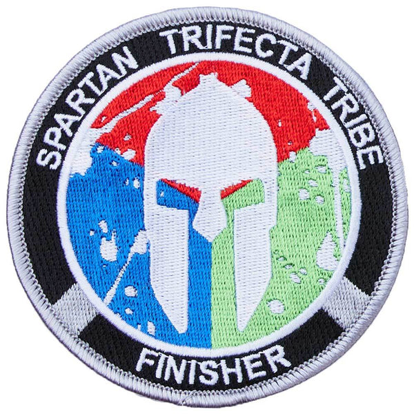 SPARTAN Trifecta Patch
