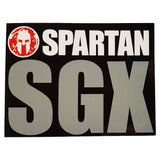 SPARTAN SGX Sticker Pack - 100pk