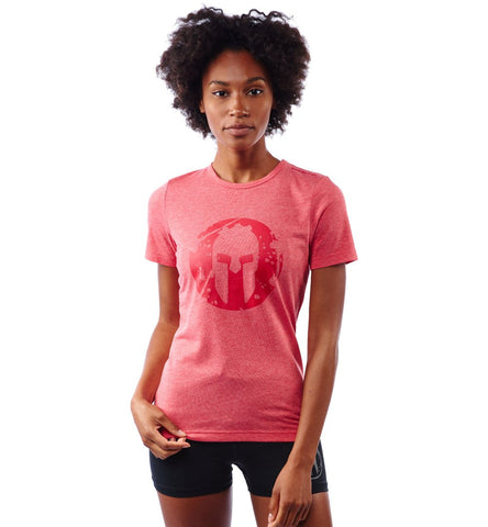 SPARTAN by CRAFT Helmet Tee - Women's
