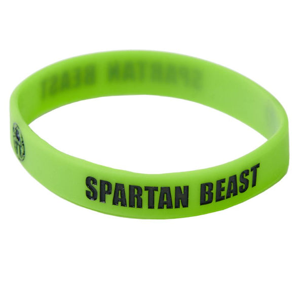 SPARTAN Beast Silicone Bracelet