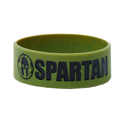 SPARTAN Silicone Bracelet - Honor