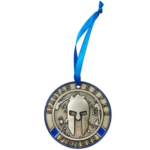SPARTAN Medal Ornament - Super