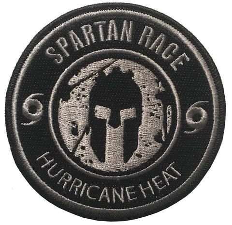 SPARTAN Hurricane Heat Patch