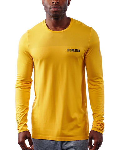 SPARTAN by CRAFT Urban Run Fuseknit LS Tee - Men's
