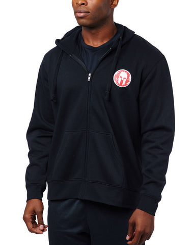 SPARTAN by CRAFT Classic Logo FZ Hoodie - Men's