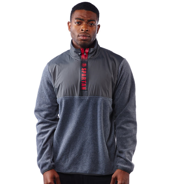 SPARTAN '47 Alpine Fleece Pullover - Men's