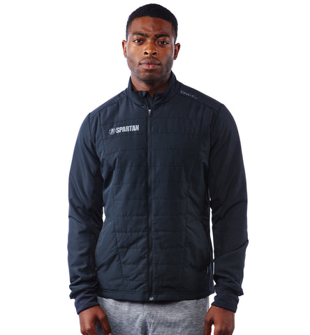 SPARTAN by CRAFT Eaze Fusion Warm Jacket - Men's