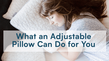 What an Adjustable Pillow Can Do for You
