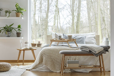 How to Keep Your Bedroom Warm and Cozy Through Winter