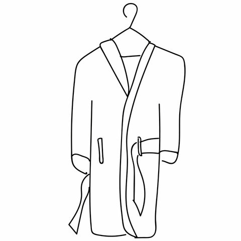 Coop Home Goods Robe