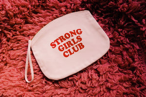 Strong Girls Club Pouch