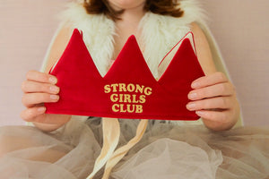 Fable Heart x Strong Girls Club Crown
