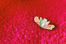 GIRLS PIN