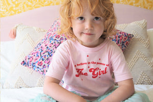Power Of The Little Girl TShirt