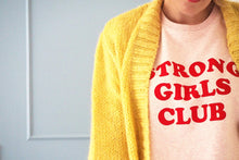 Strong Girls Club Pink Sweatshirt
