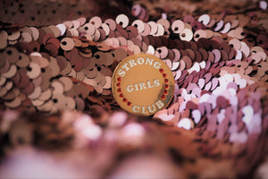 The Strong Girls Club Pin
