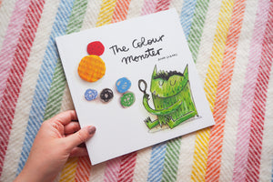 The Colour Monster - Paperback