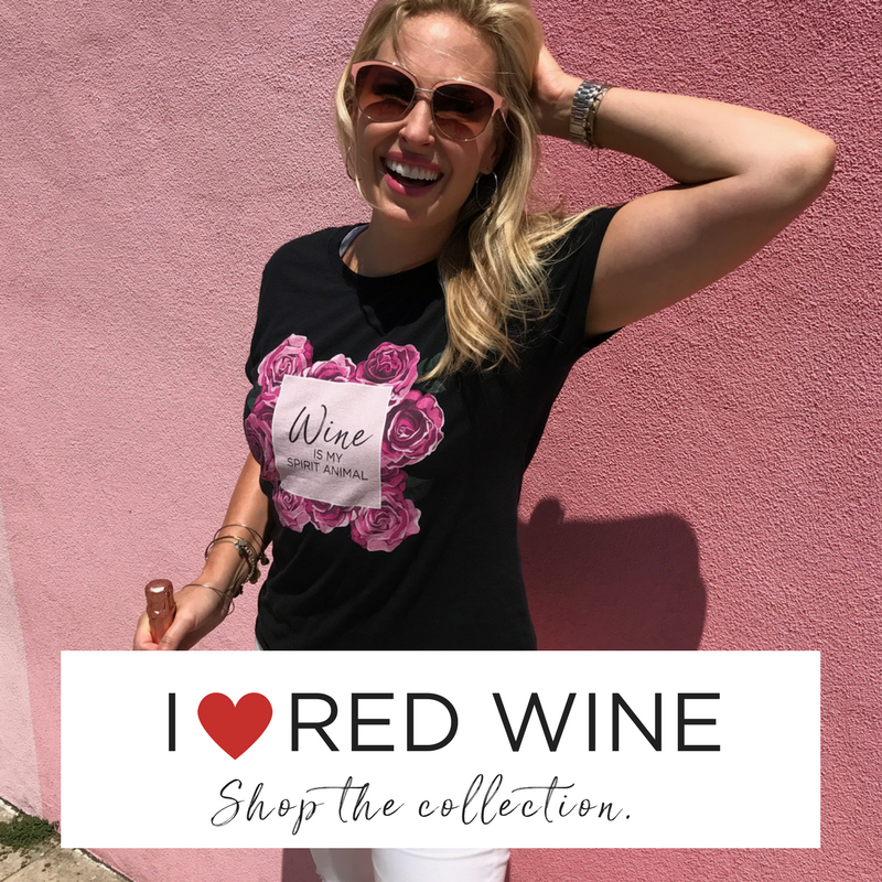 red wine tshirts