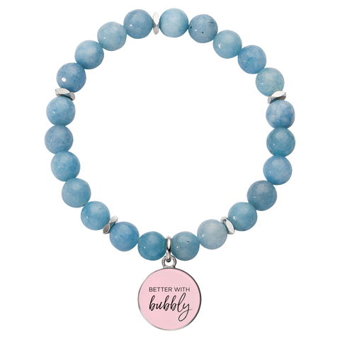 Better with Bubbly Charm Bracelet