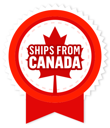 Ships from Canada
