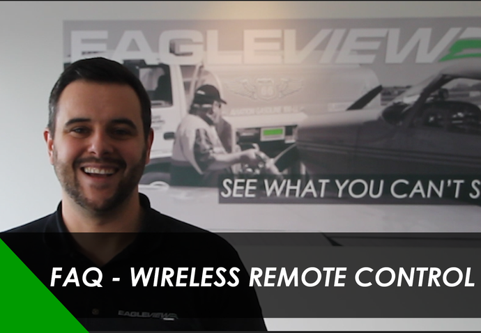 FAQ - Wireless Remote Control (WRC)