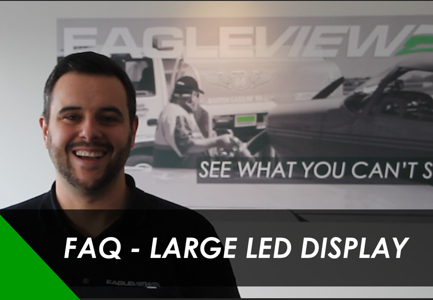 FAQ - Grand écran LED (LLD)