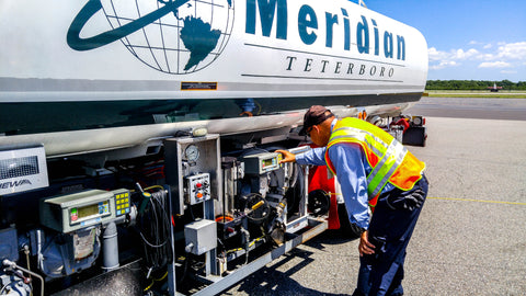 Refueler Meridian Teterboro eagleview display fbo TEB