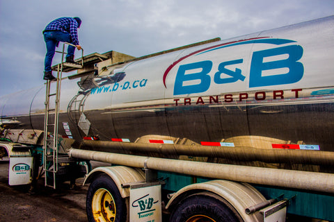 tremcat b&b transport bulk anti-spill diping fall