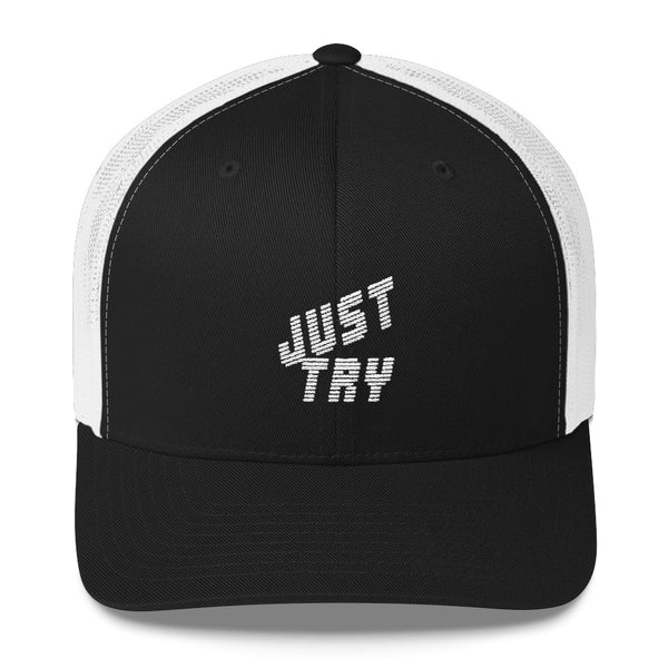 Just TRY Trucker Cap